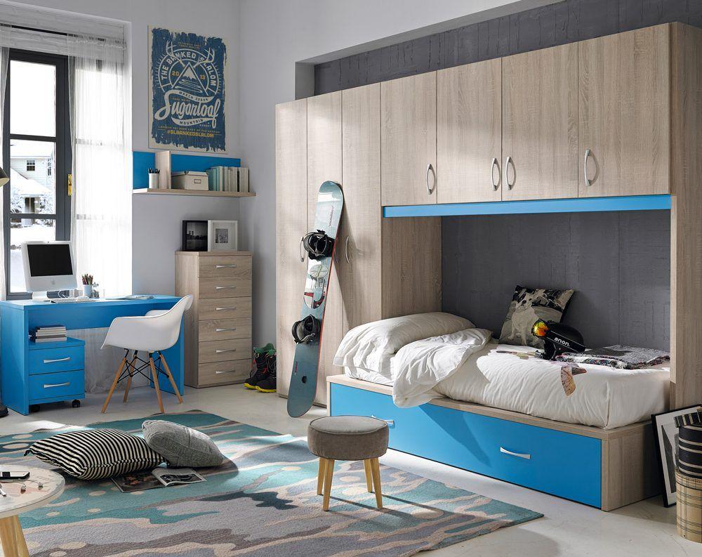 habitacion juvenil muebles orts 5
