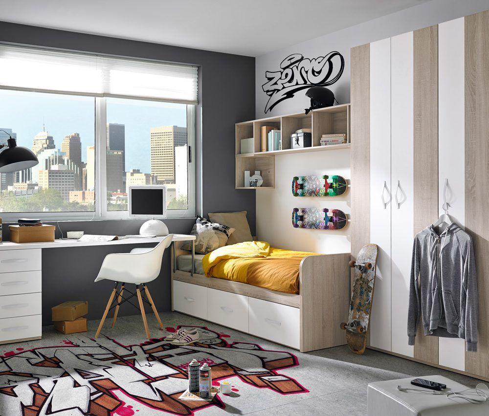 habitacion juvenil muebles orts 7