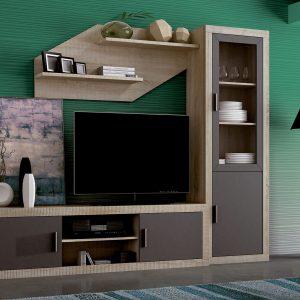 Mueble de comedor low cost laraga 05