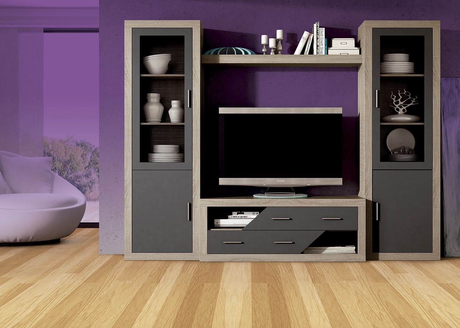 El mueble de comedor low cost laraga 06 - Muebles low cost ...
