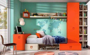 Habitación juvenil Kazzano 01
