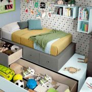 Ideas de dormitorios juveniles