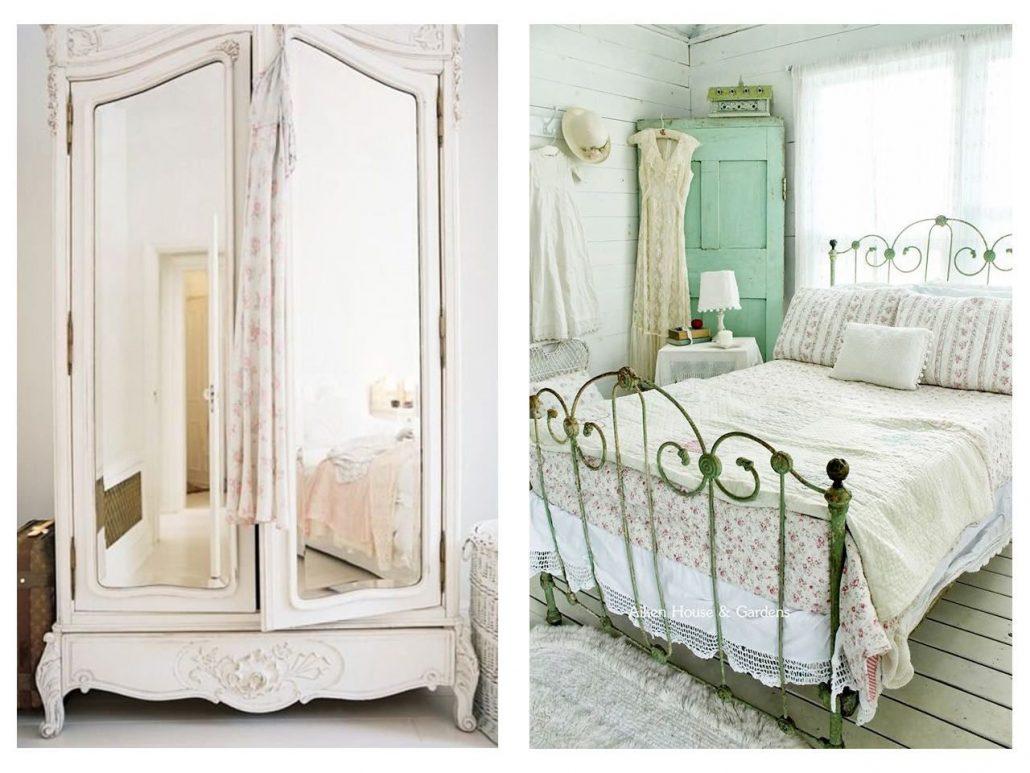 Ideas para tener un dormitorio vintage for Cortinas vintage dormitorio
